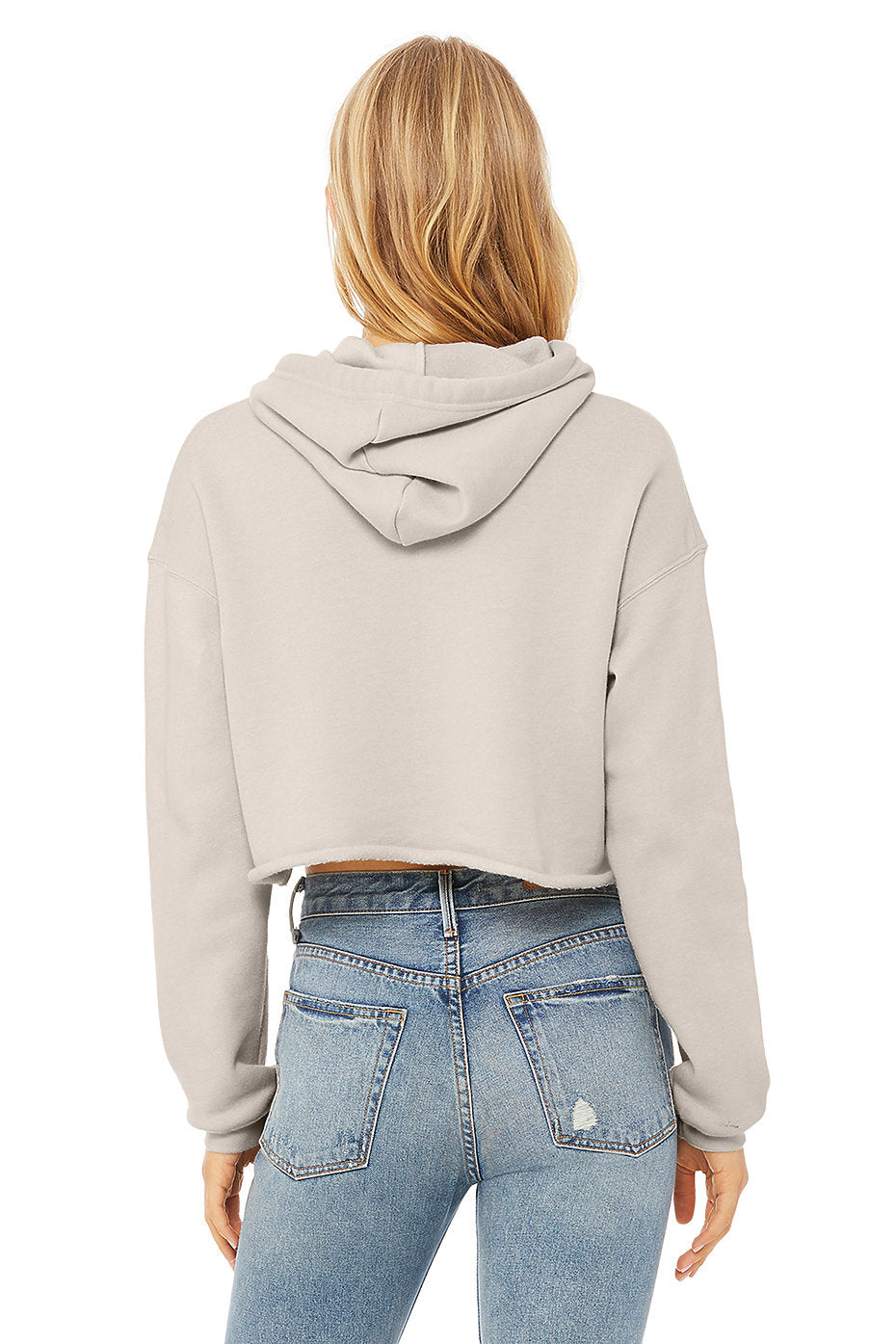 Immigrant - Women's Premium Cropped Hoodie by C3