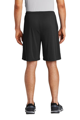 Men's Performance 9-inch Mesh Shorts with Pockets