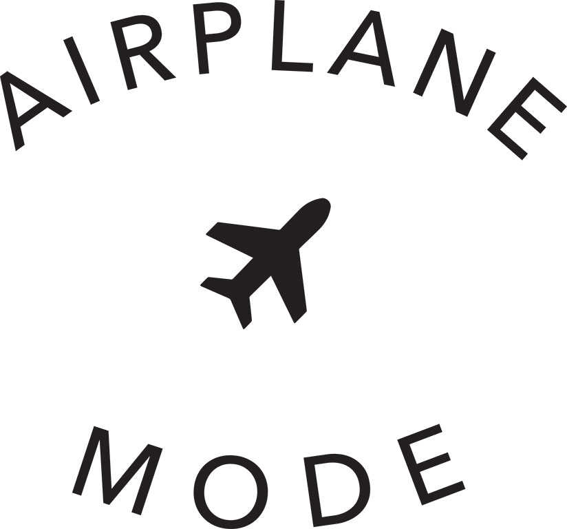 Airplane Mode Women's Cotton Modal Jersey Dress