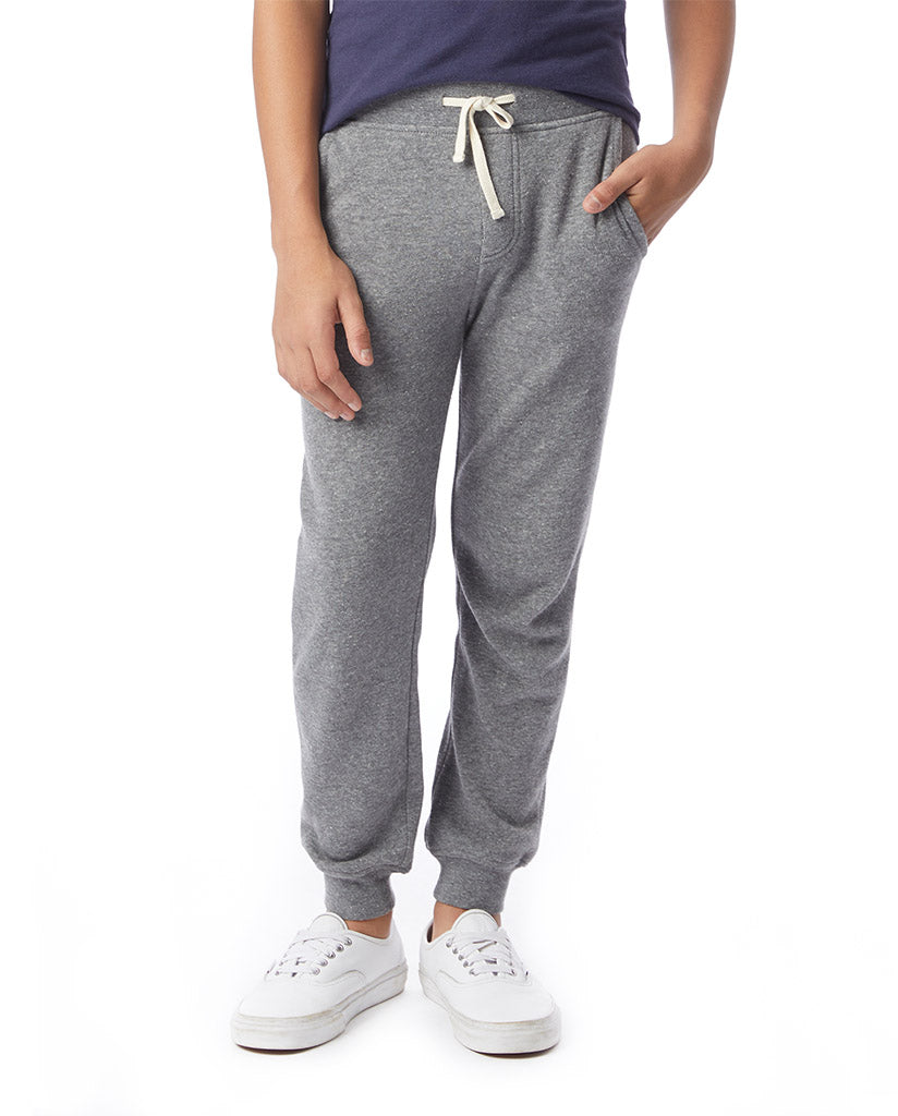Boys Premium Triblend Fleece Pant