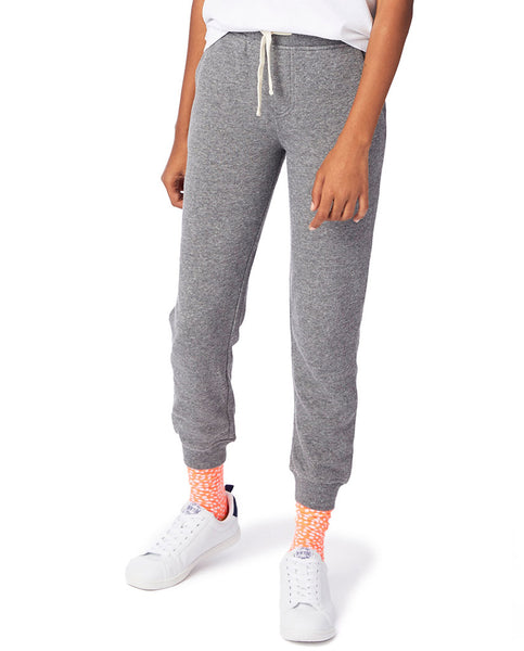 Girls Premium Triblend Fleece Pant