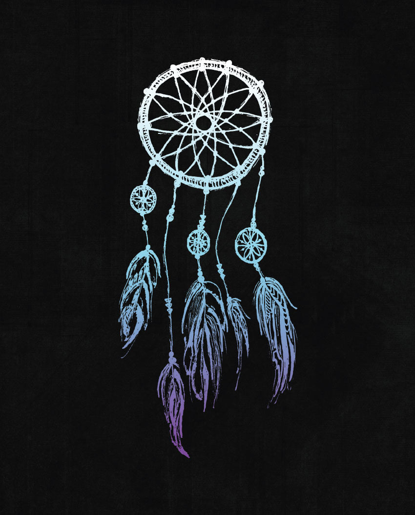 Dream Catcher Flowy V Neck