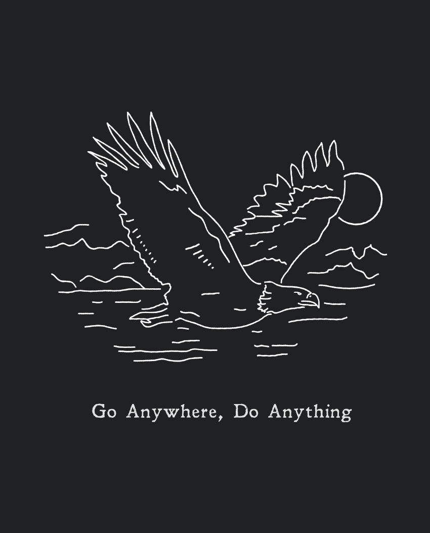Go Anywhere Do Anything Muscle Tank