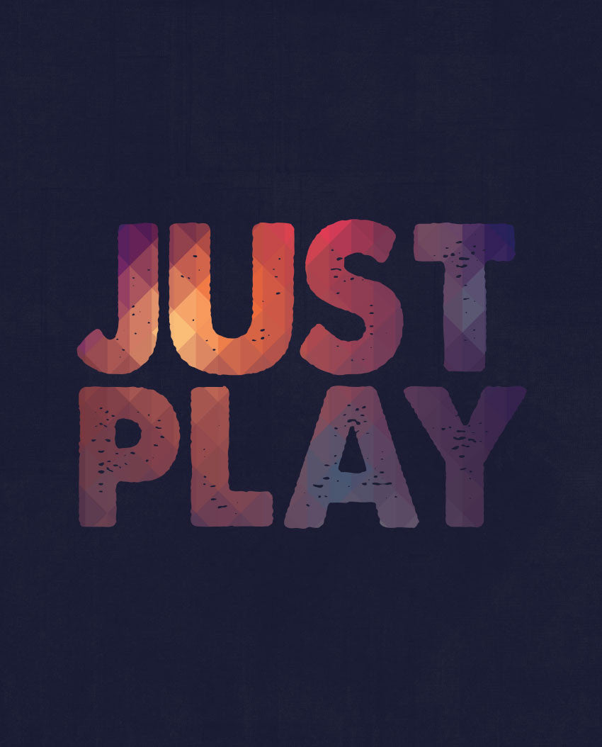 Just Play Tee