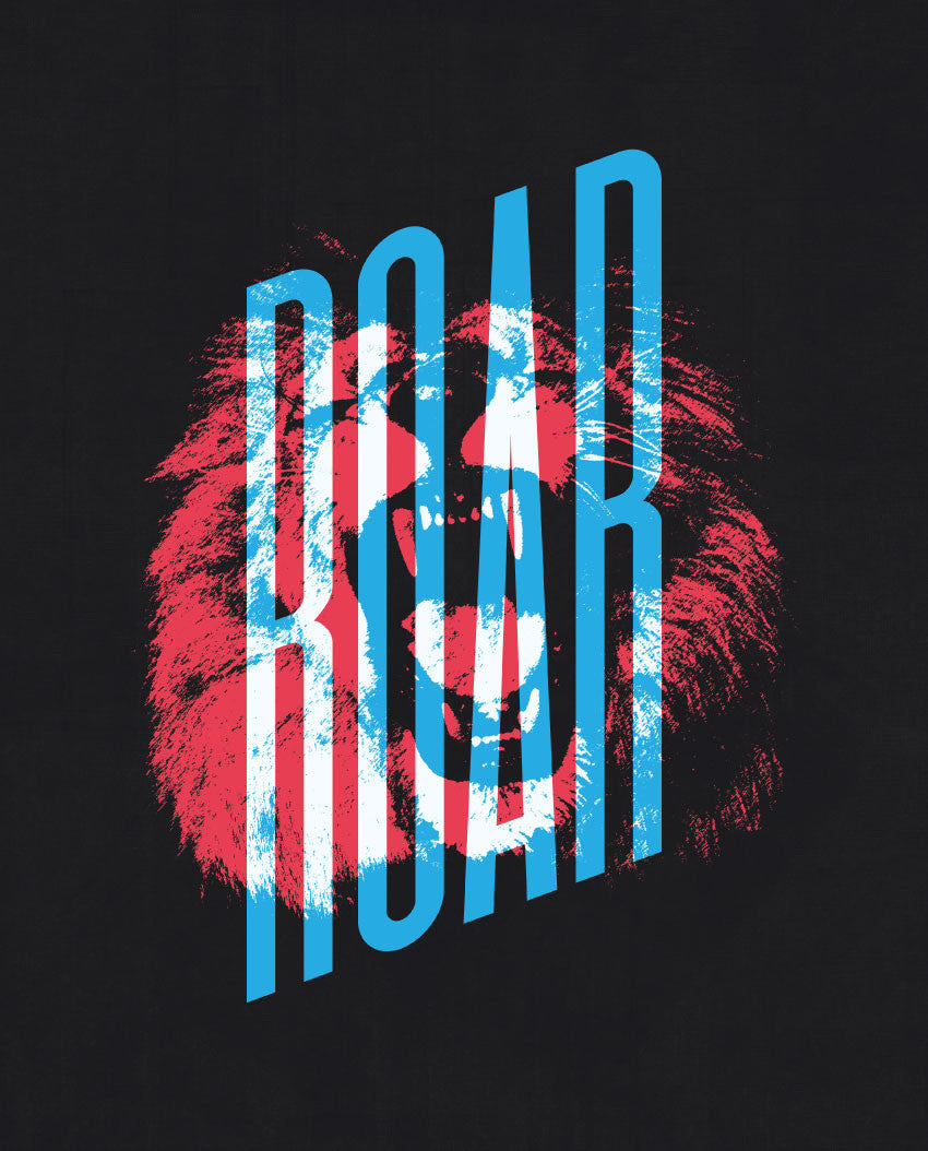 Roar Triblend Short Sleeve Tee