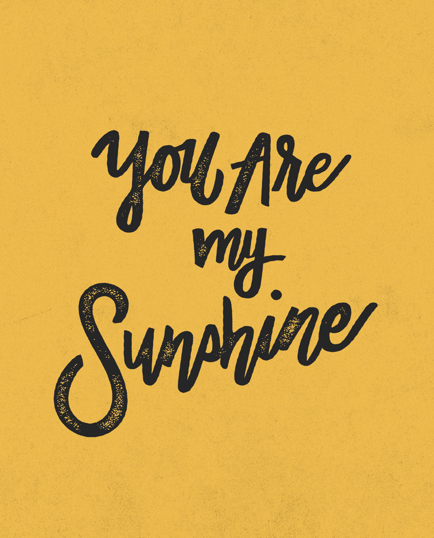 You Are My Sunshine Flowy Raglan