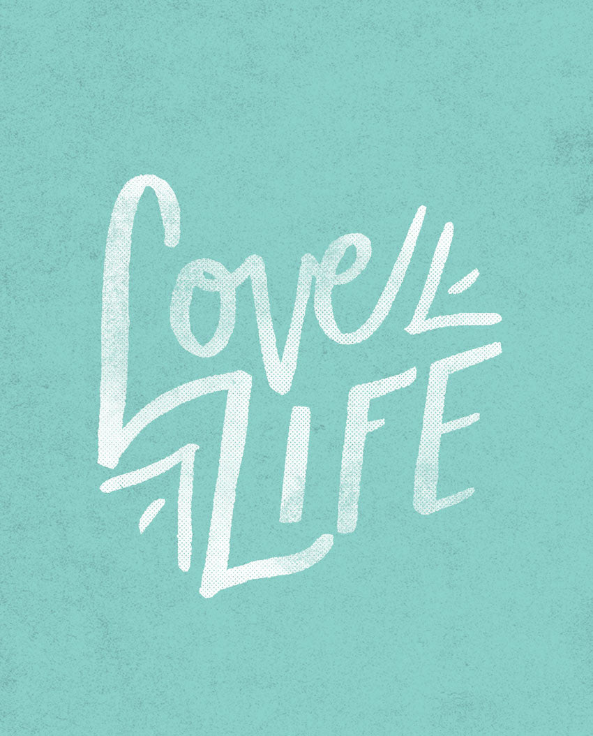 Love Life Muscle Tank