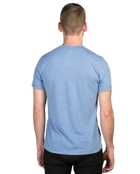HOPE Blueberry Men's Premium Triblend Short Sleeve Tee