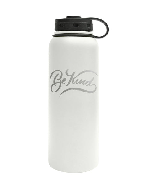 Be Kind Eco-Stylish Water Bottle - 25oz
