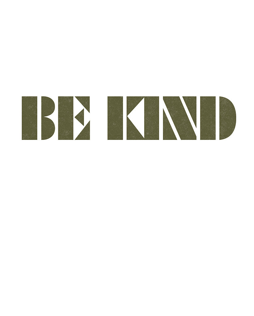 Be Kind Boys Grey Tee