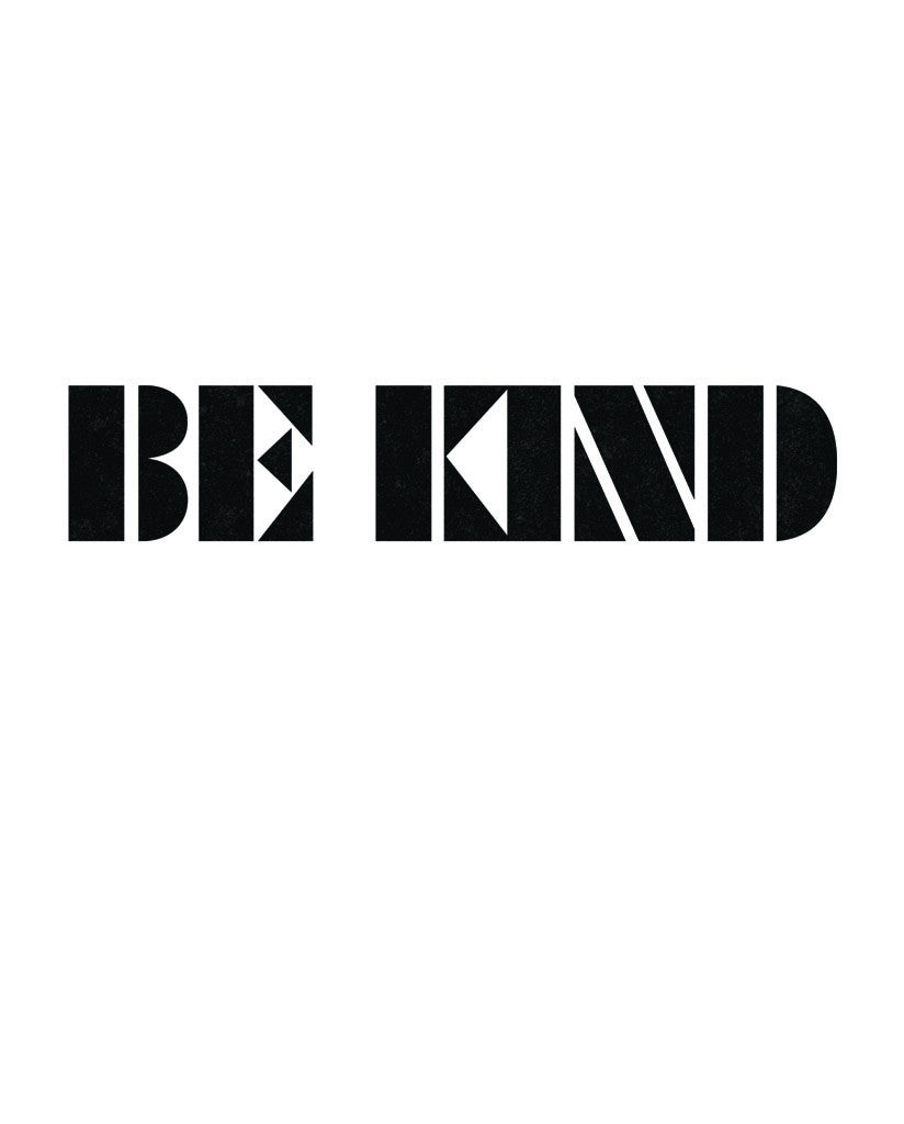 BE KIND Unisex Triblend Short Sleeve Tee