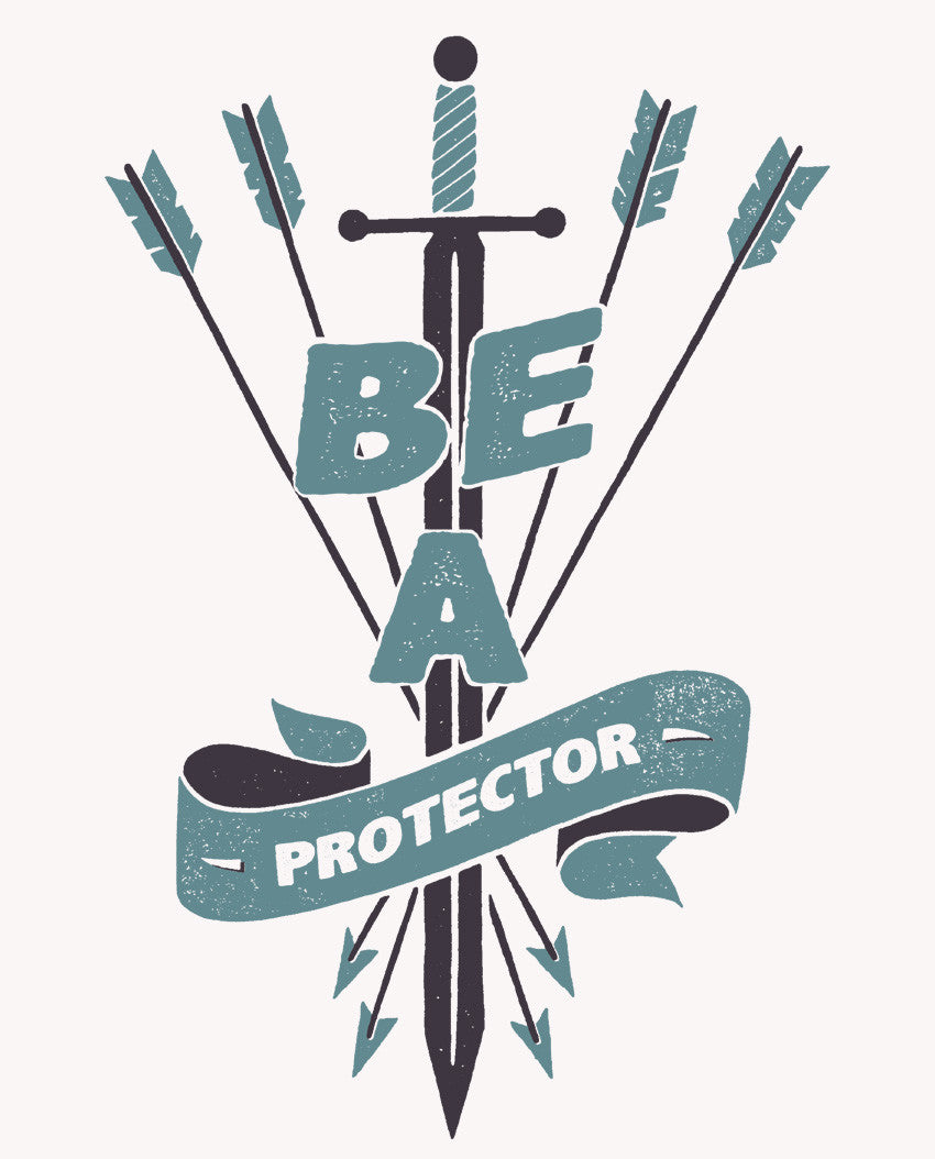 Be A Protector Tee