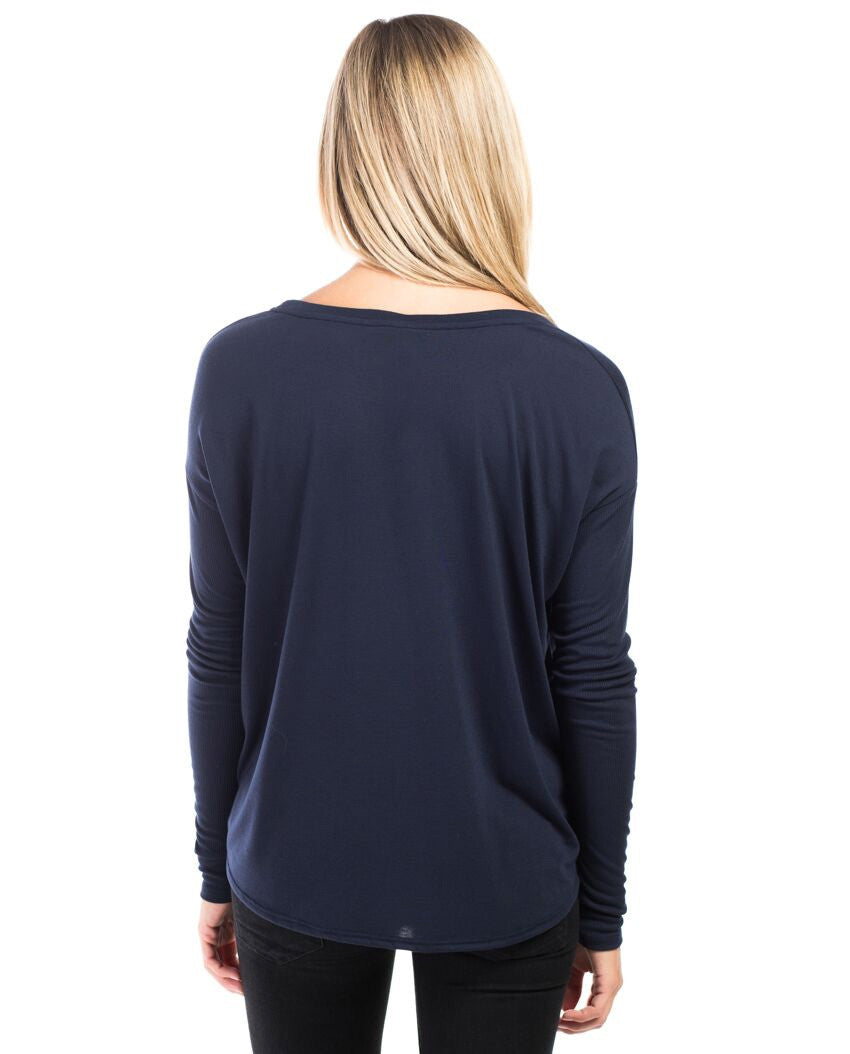 Be Brave Flowy Long Sleeve Tee