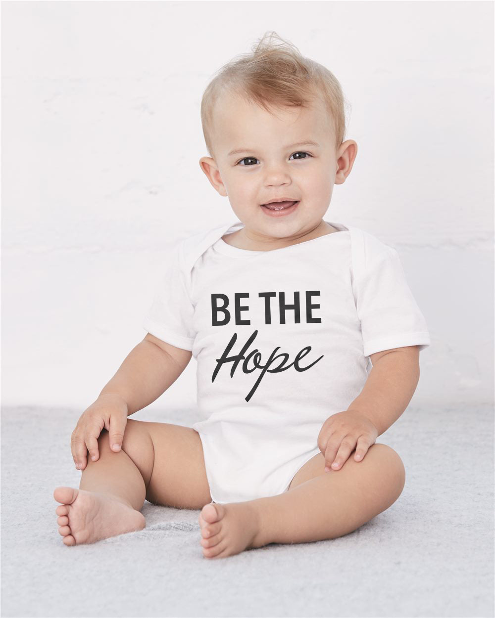 BE THE HOPE Premium Classic Tee For The Family