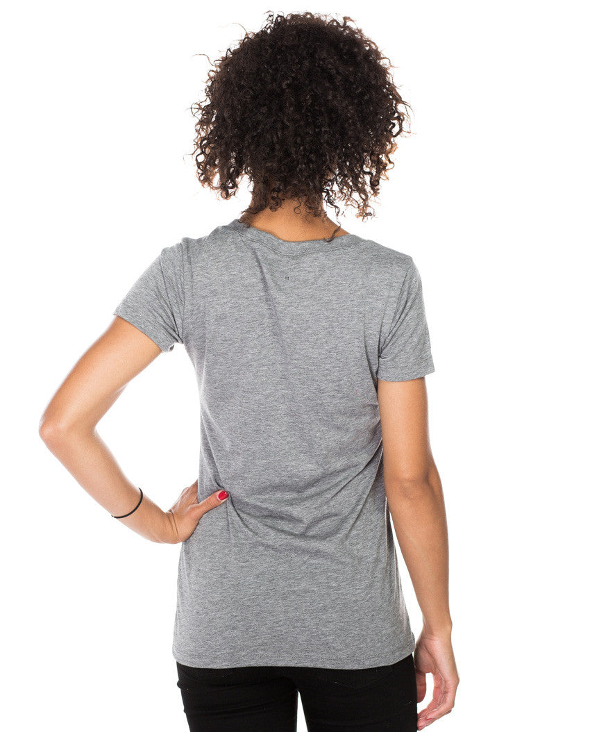 Beautiful and Strong Triblend Short Sleeve Tee