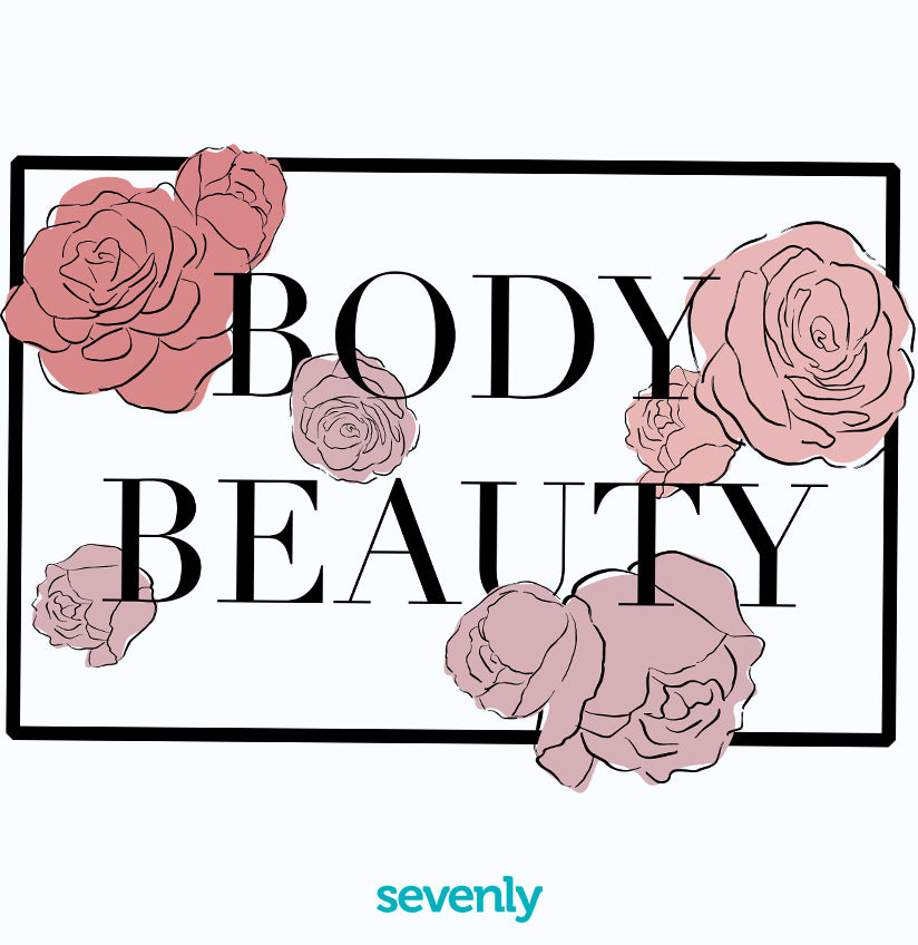 Sevenly - Wall Art - Body Beauty Floral