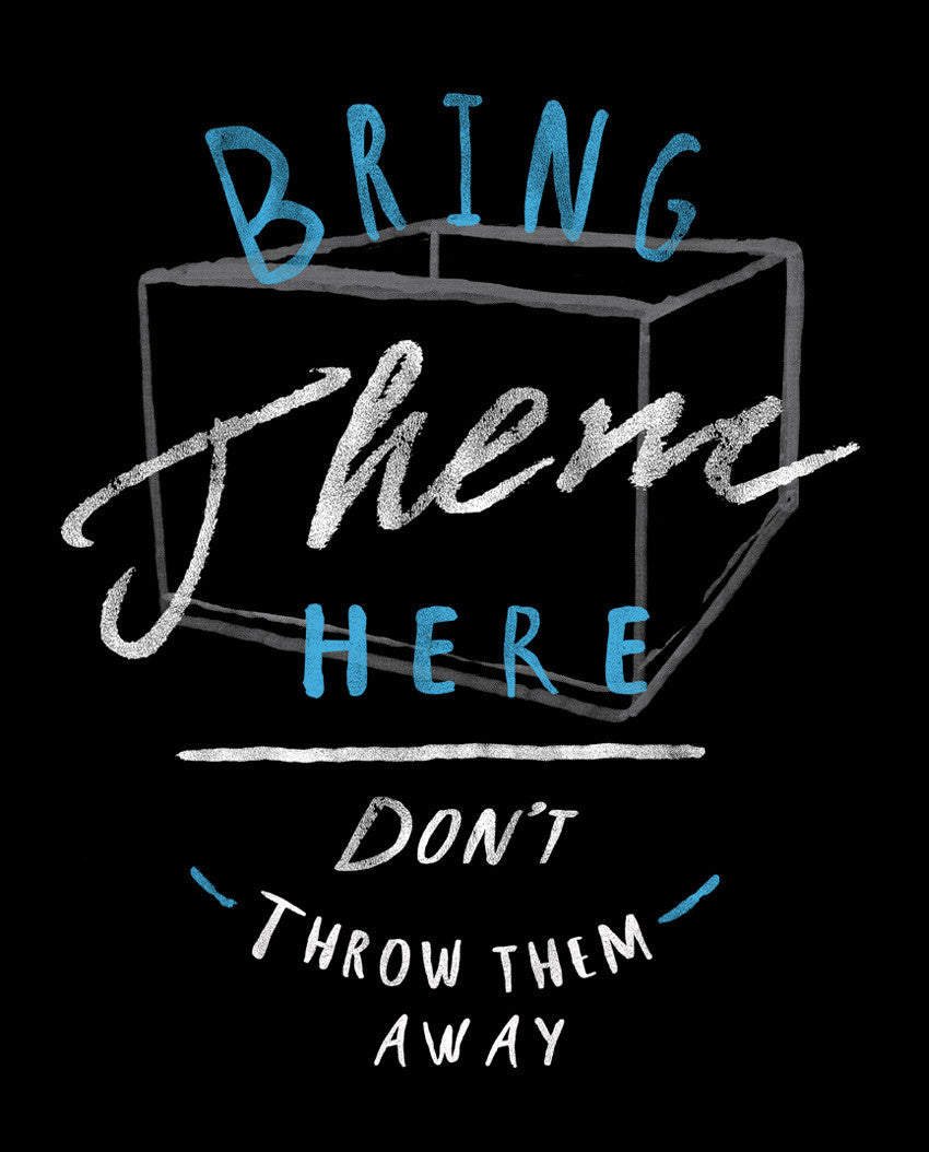 Bring Them Home Triblend Short Sleeve Tee