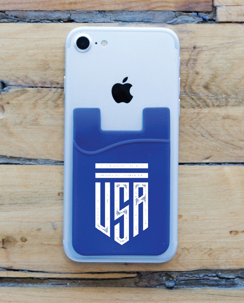 "CANTY ""USA"" Cell Phone Wallet"