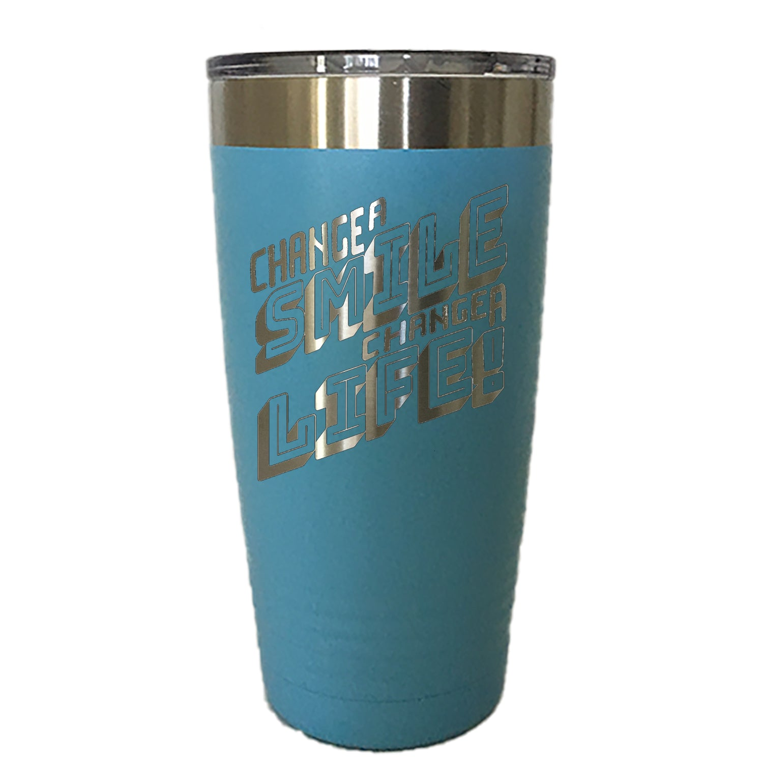 Change A Smile Change A Life - Tumbler Drinkware