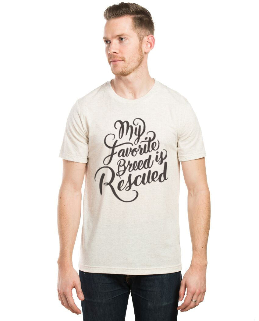 Favorite Breed Fitted Tee