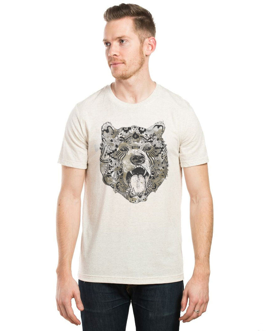 Strong Bear Fitted Tee