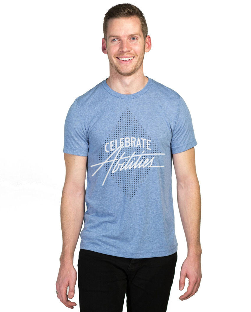 Celebrate Abilities Fitted Tee