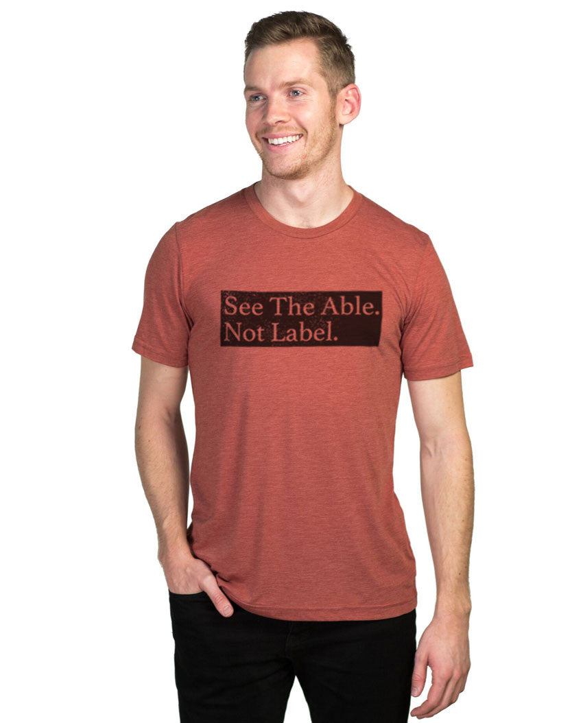 See The Able Fitted Tee