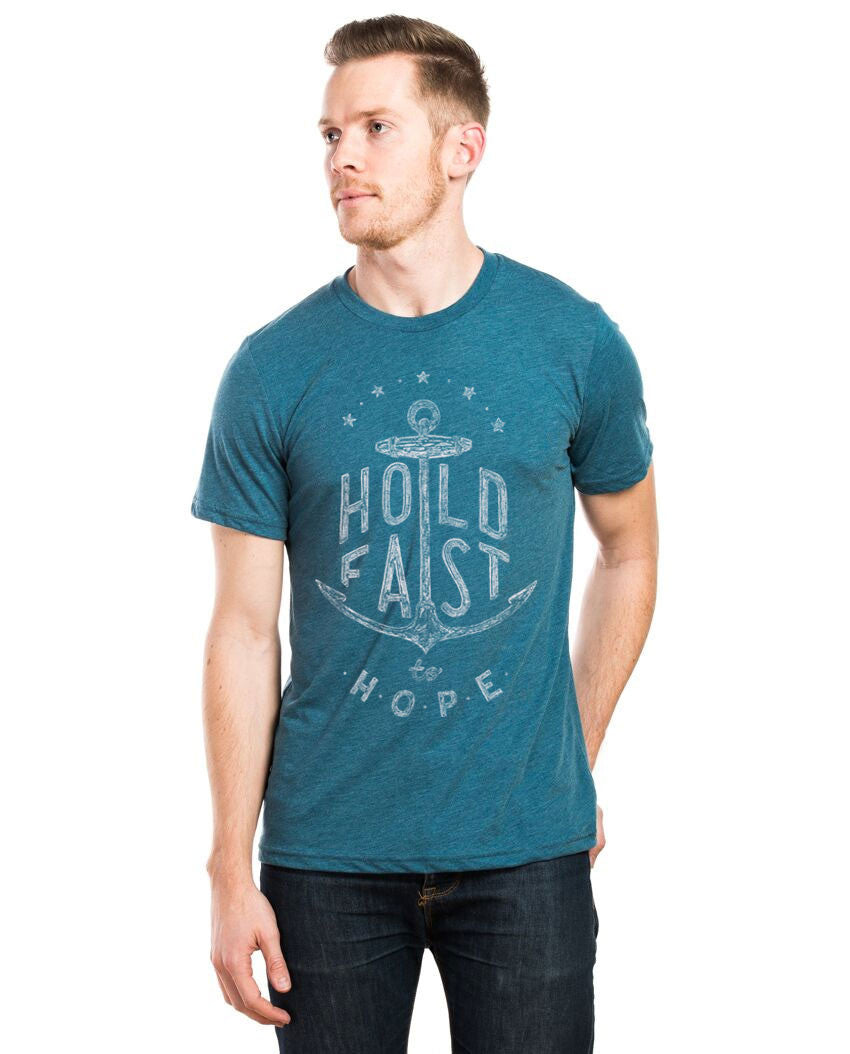 Hold Fast Fitted Tee