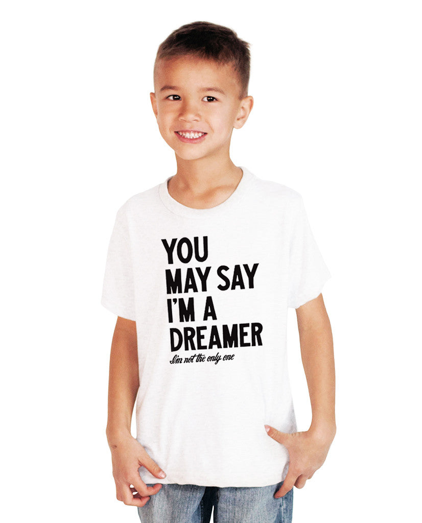 Dreamer Youth Short Sleeve Tee