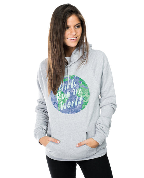 Girls Run The World Unisex Hoodie