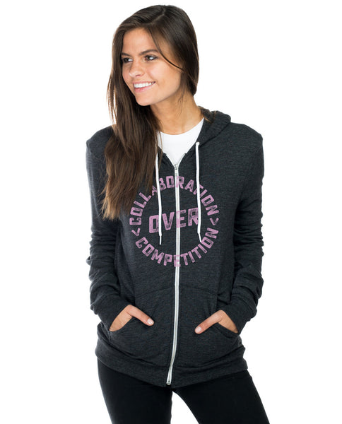 Collaboration Over Competition Unisex Hoodie