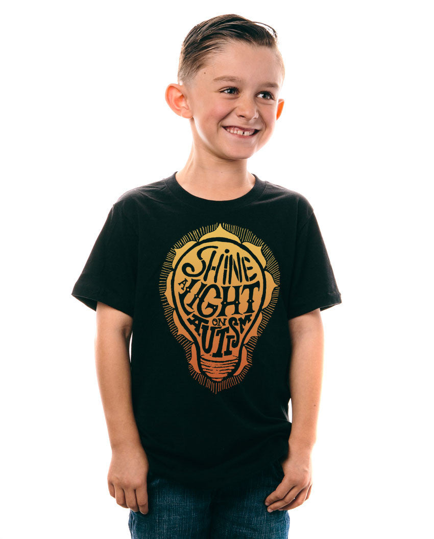 Shine A Light Kids Tee