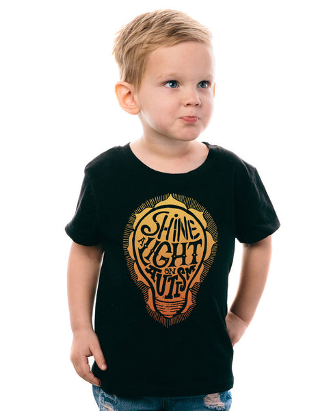 Shine A Light Toddler Tee
