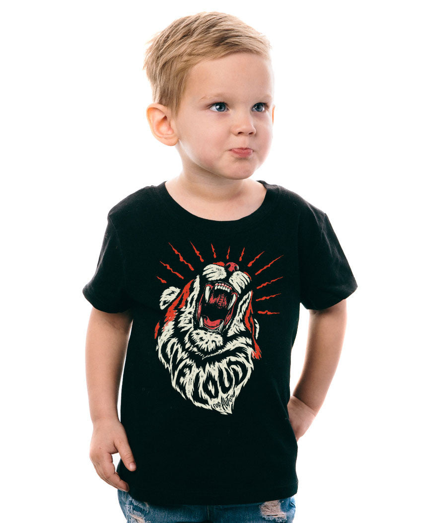 Live Loud Toddler Tee