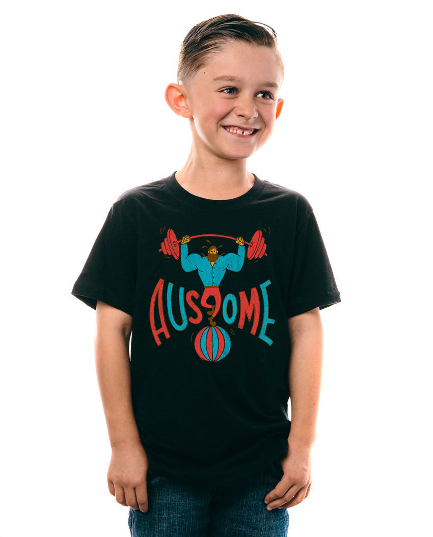 Ausome Circus Kids Tee