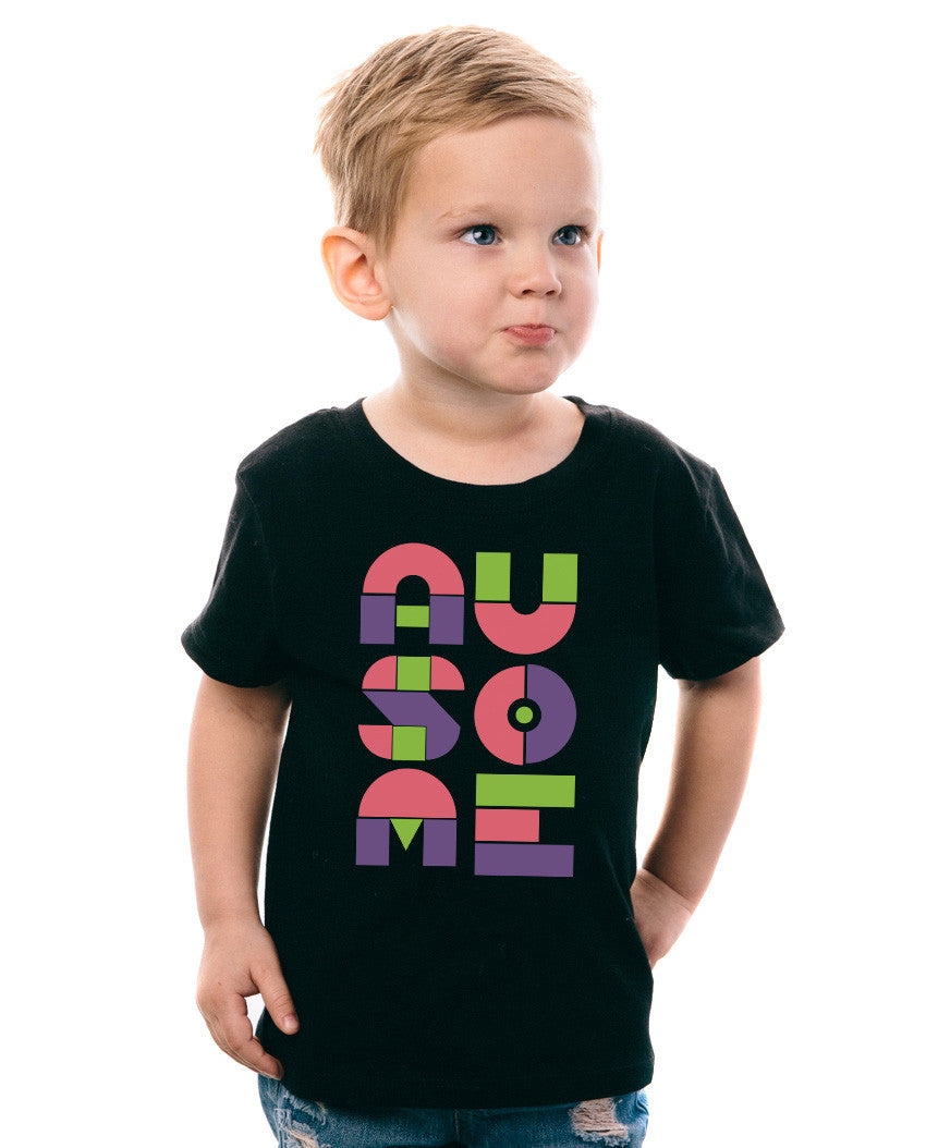 Ausome Toddler Tee