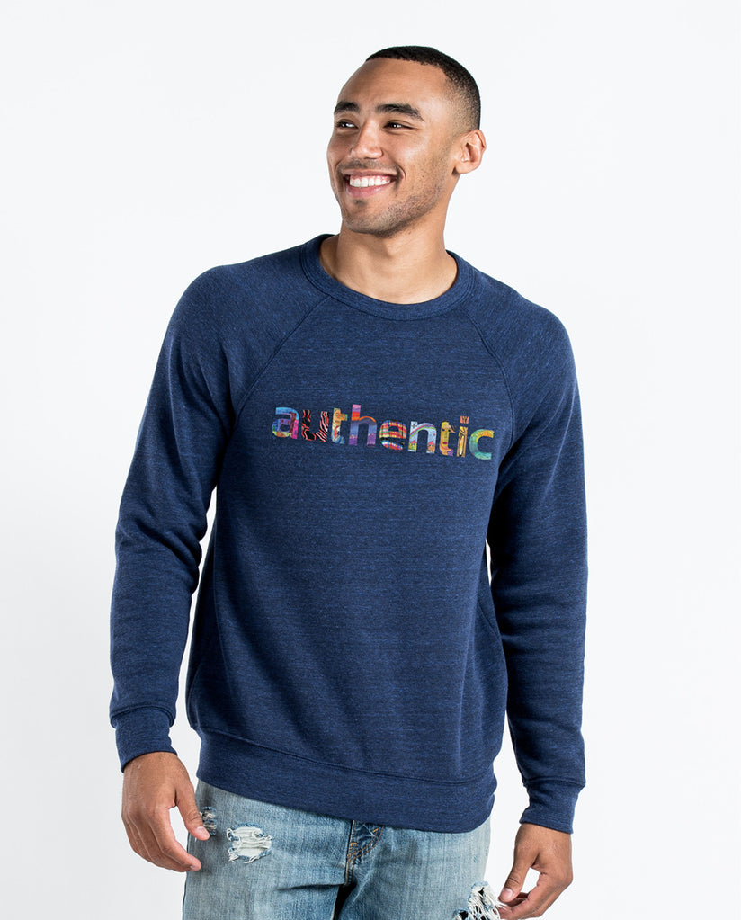 Authentic Crew Neck Sweatshirt