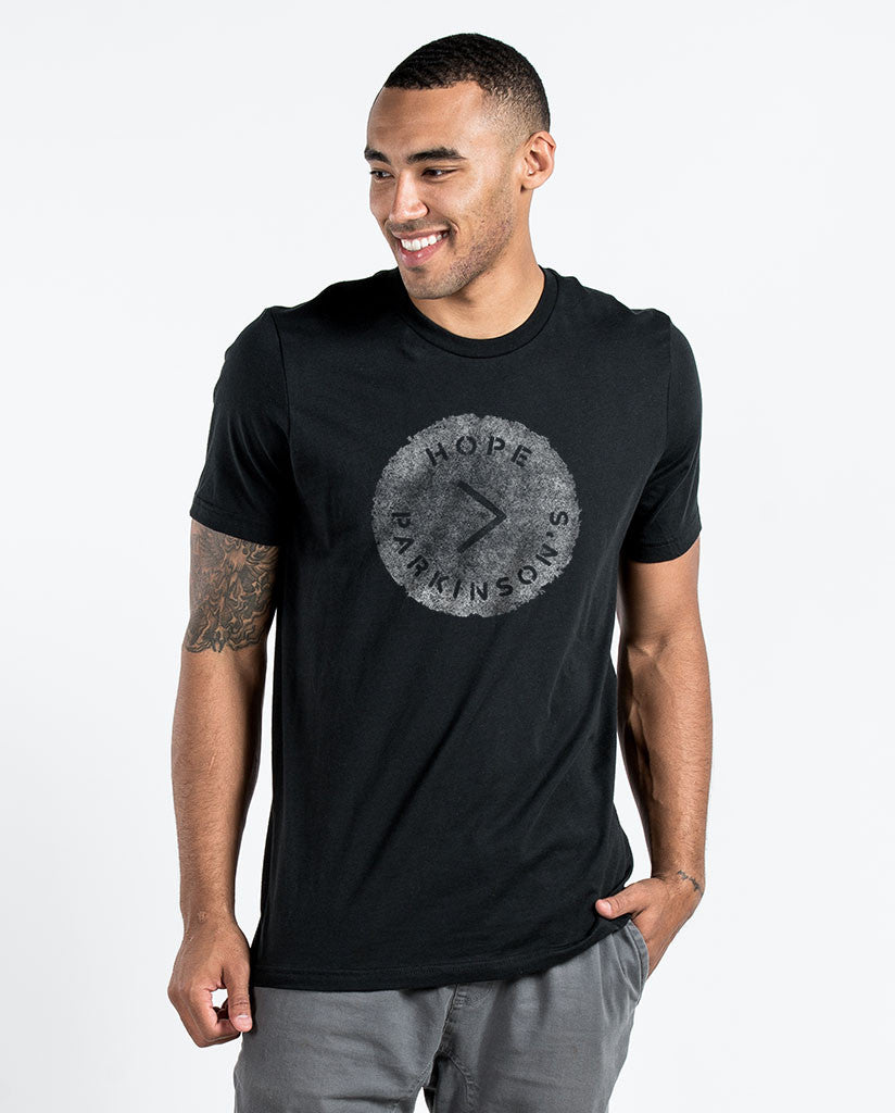 Hope > Parkinson's Mens Premium Fitted Tee