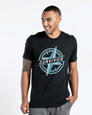 Survivor Mens Premium Fitted Tee
