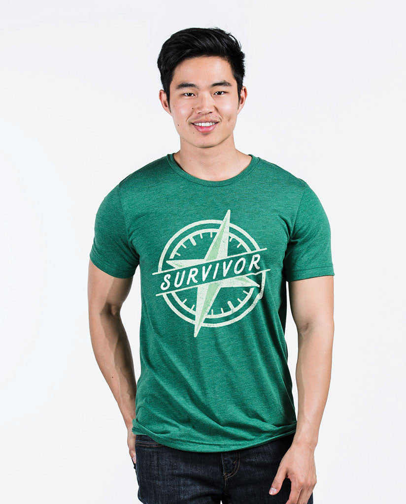 Survivor Unisex Triblend Short Sleeve Tee