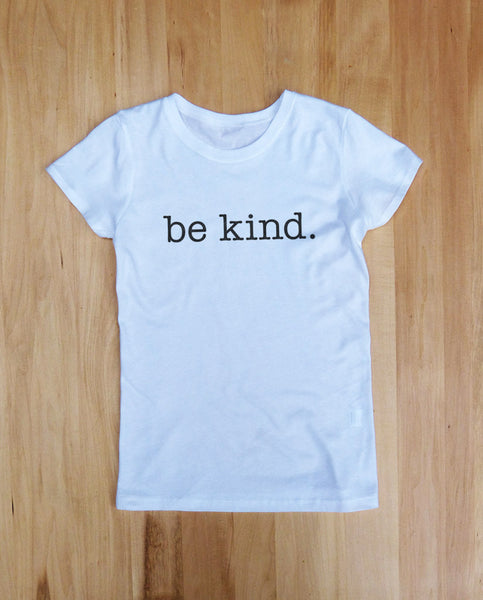 Be Kind Girls Princess Tee