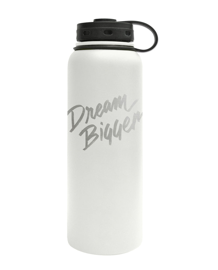 Dream Bigger Eco-Stylish Water Bottle - 25oz