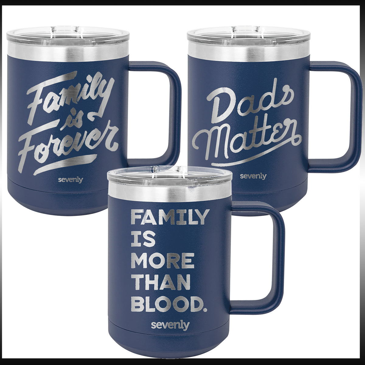 Father's Day Tumbler Buy2 Get 1 Free Insulated Mug Drinkware