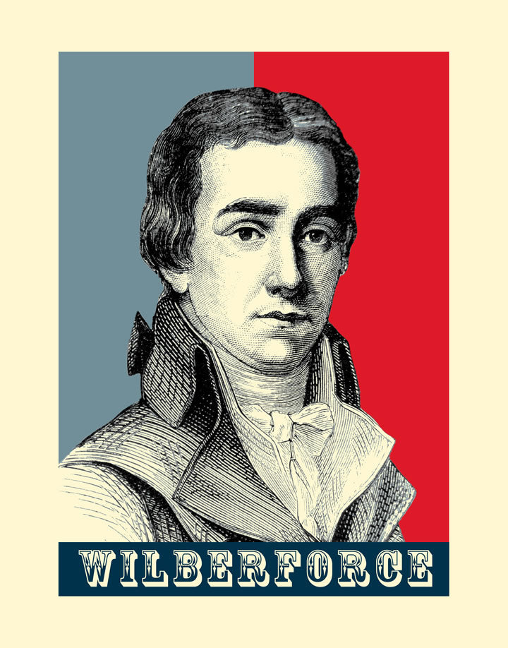 WILLIAM WILBERFORCE Commemorative - Wall Art