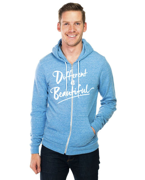 Different Is Beautiful Unisex Hoodie