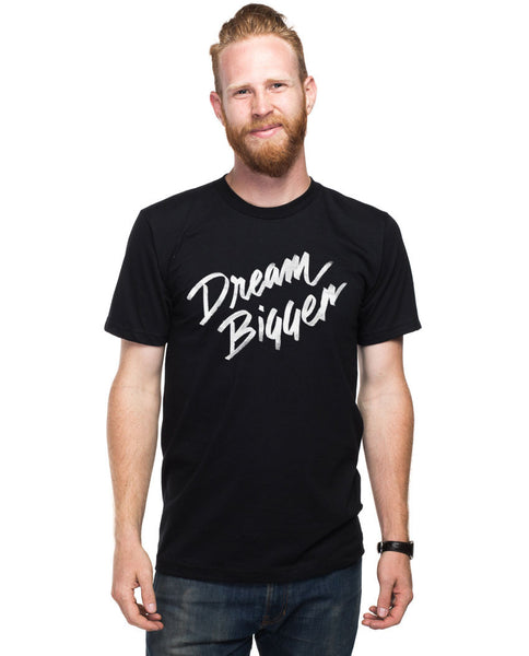 Dream Bigger Fitted Tee