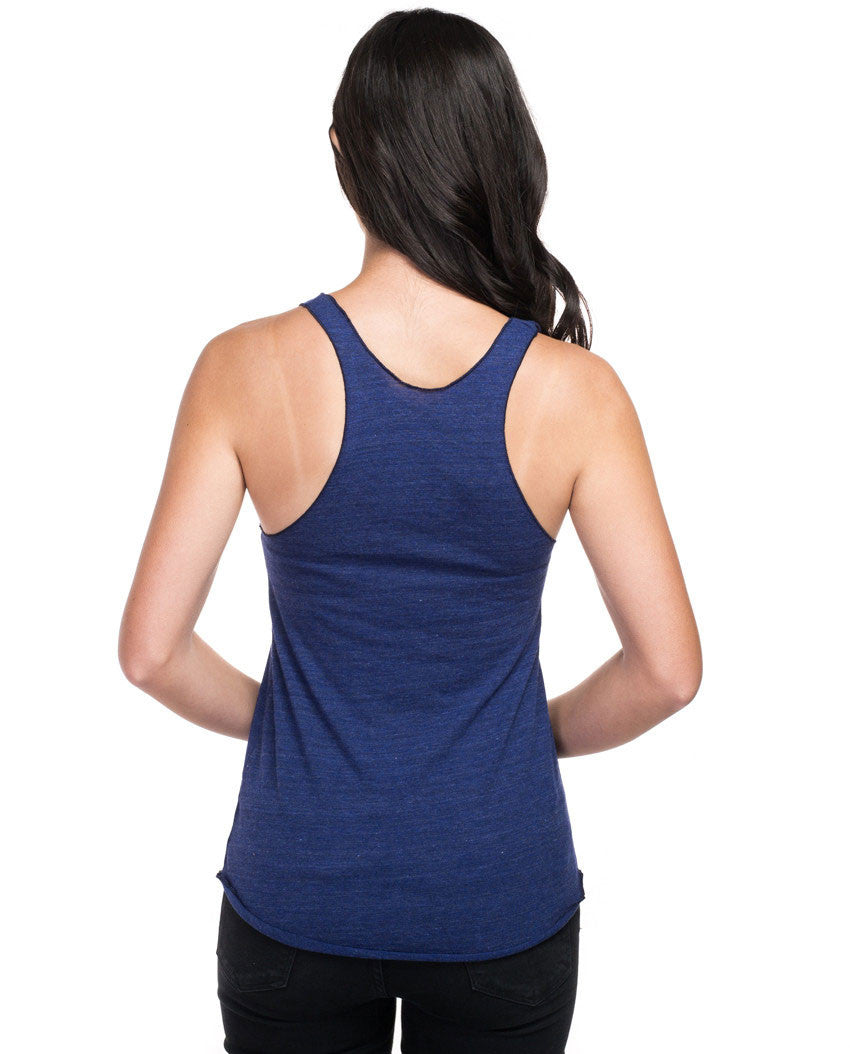 Dream In Pantone Fitted Racerback Tank