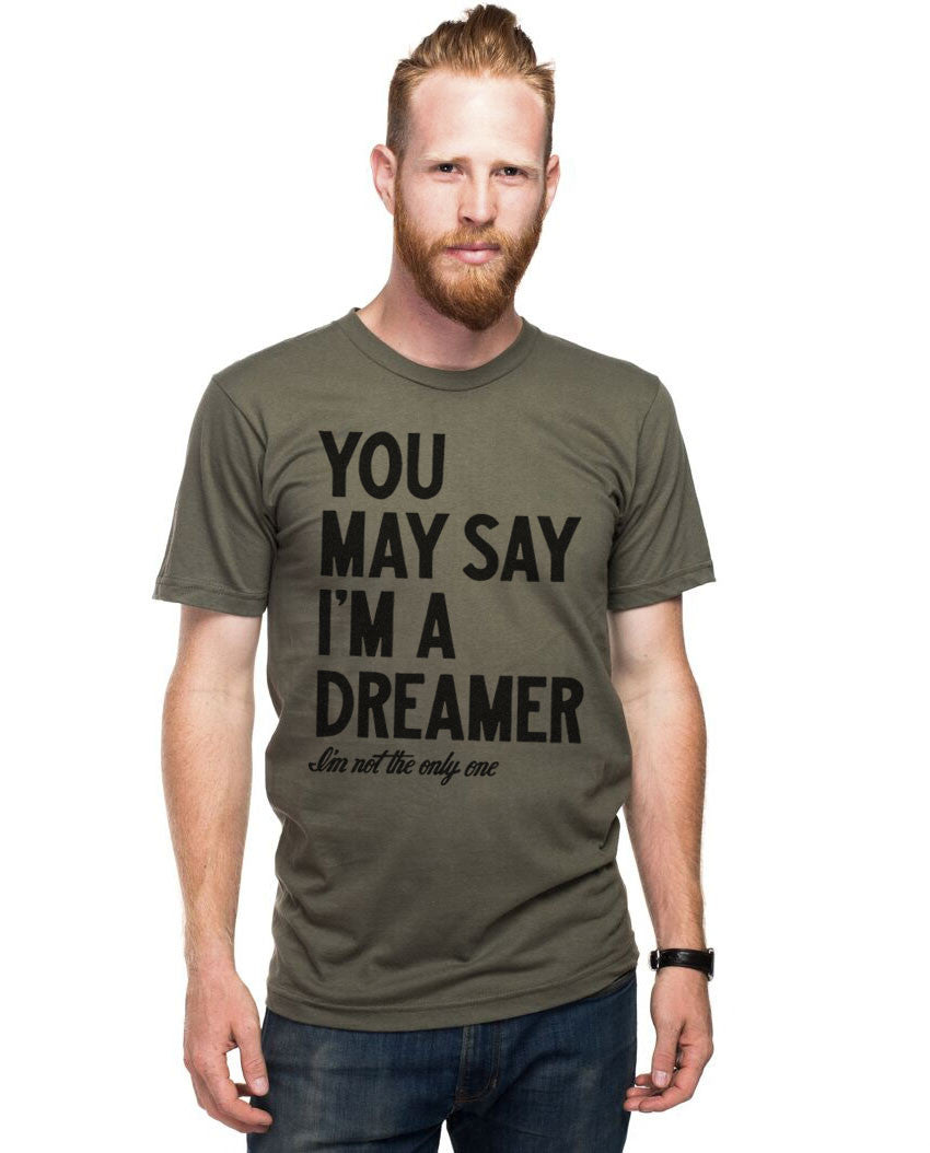Dreamer Fitted Tee