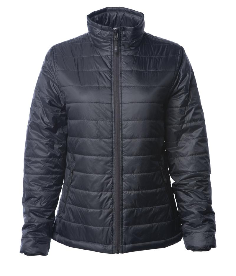 World Changing Women's Hyper-Loft Packable Puffer Jacket