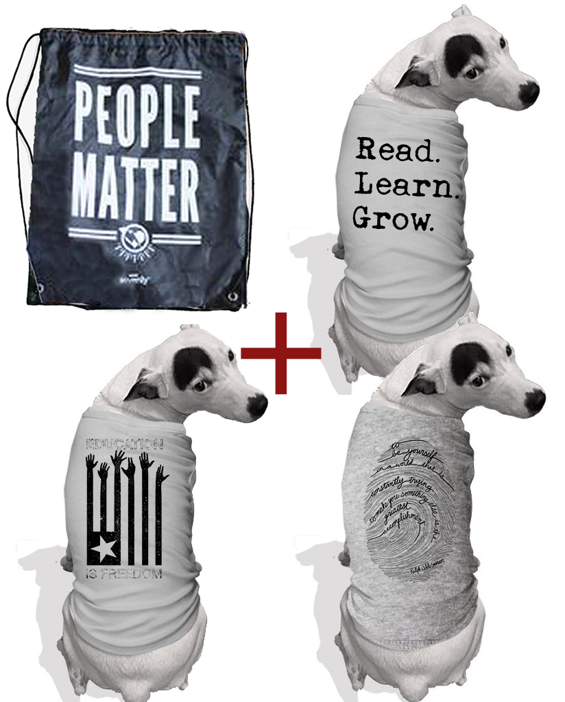 National Puppy Day Education Give Bag